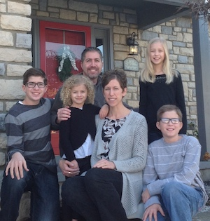 Leadership - Pastor Brad Jury and Family