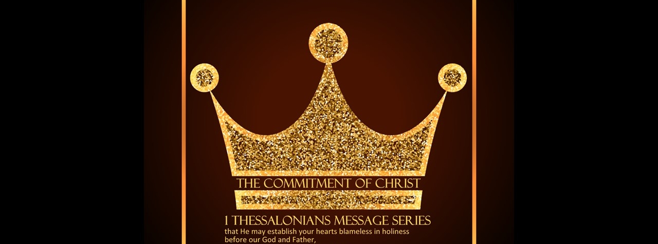 1 Thessalonians Series Graphic Black Background